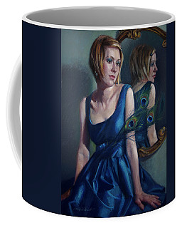 Blue Coffee Mug