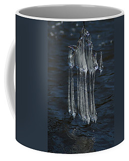 Blue Return Coffee Mug
