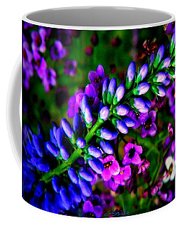 Blue Veronica Coffee Mug