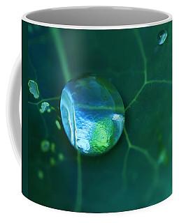 Blue Wind Coffee Mug
