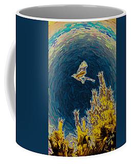 Bluejay Gone Wild Coffee Mug
