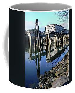 Boat Yard Gear Shed Coffee Mug