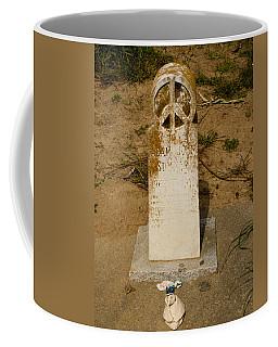 Bodega Bay Cemetery Coffee Mug