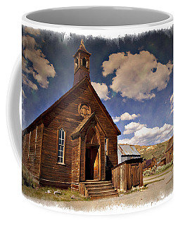Bodie Church - Impressions Coffee Mug