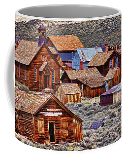 Bodie Ghost Town California Coffee Mug