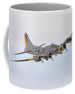 Boeing B-17g Flying Fortress Coffee Mug