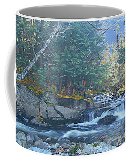 Bog Brook Coffee Mug