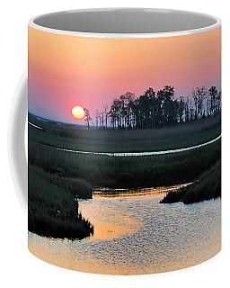 Bombay Hook Sunrise Coffee Mug