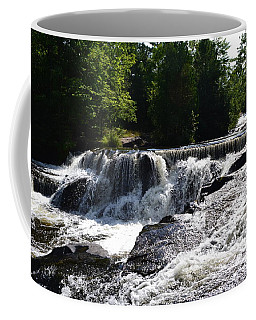 Bond Falls  Coffee Mug