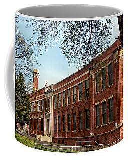 Border Star Elementary School Kansas City Missouri Coffee Mug