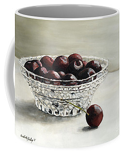 Bowl Full Of Cherries Coffee Mug