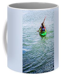 Boys Rowing Coffee Mug