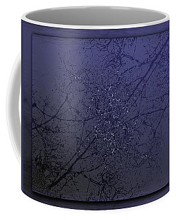Branching Out In Blue Coffee Mug