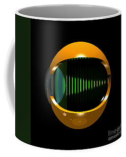 Brass Eye Infinity Coffee Mug