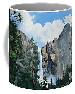 Bridalveil Falls Coffee Mug