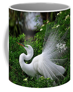 Brilliant Feathers Coffee Mug