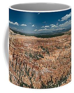 Bryce Canyon Panaramic Coffee Mug by Larry Carr