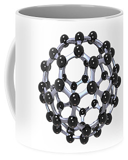 Buckminsterfullerene Or Buckyball C60 18 Coffee Mug