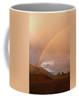 Buffalo Rainbow Coffee Mug