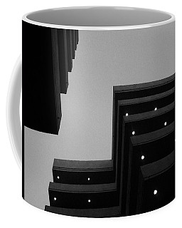 Building Lights Coffee Mug