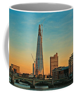 Building Shard Coffee Mug