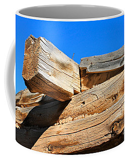 Built Tough Coffee Mug by Pamela Walrath