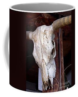 Bull Skull Coffee Mug