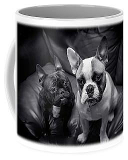 Bulldog Buddies Coffee Mug