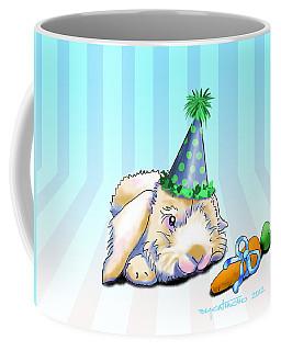Bunny Present Coffee Mug