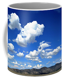 Butte Valley Nevada Coffee Mug