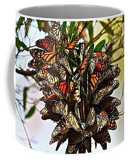 Butterfly Bouquet Coffee Mug
