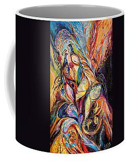 Butterfly On Wind ... Visit Www.elenakotliarker.com Coffee Mug