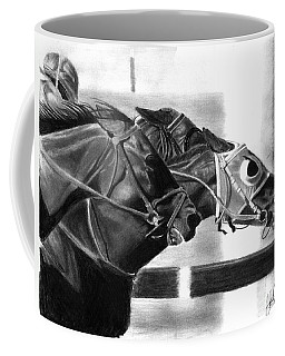 By A Nose Coffee Mug