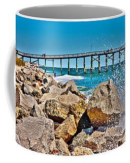 By The Pier Coffee Mug