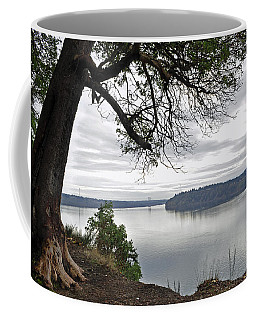 By The Still Waters Coffee Mug by Tikvah's Hope