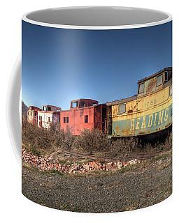 Cabooses Coffee Mug