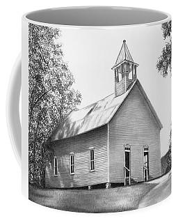Cades Cove Methodist Church Coffee Mug