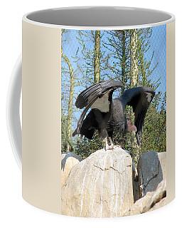 Coffee Mug featuring the photograph California Condor by Carla Parris