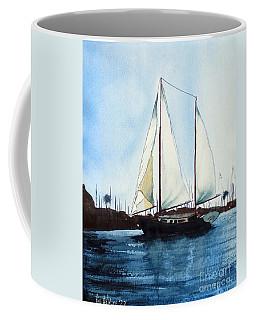 Coffee Mug featuring the painting California Dreamin IIi by Kip DeVore