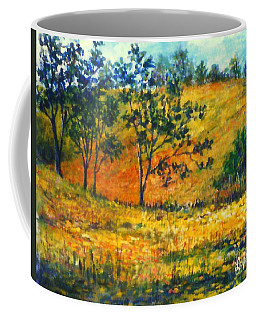 California  Fields Coffee Mug