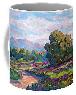 California Hills - Plein Air Coffee Mug