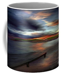 California Sky Coffee Mug by Rand Herron
