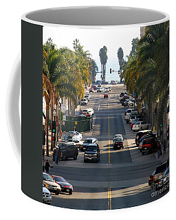 California Street Coffee Mug