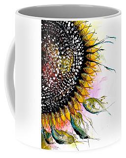California Sunflower Coffee Mug