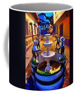 Calle Del Recuerdo Coffee Mug