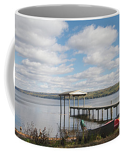 Coffee Mug featuring the photograph Calm Waters by William Norton