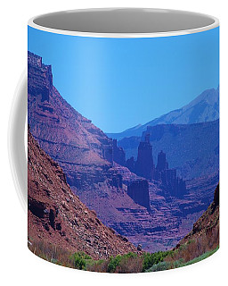 Canyon Colors Coffee Mug