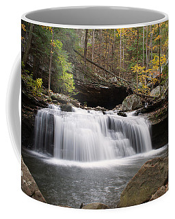Canyon Waterfall Coffee Mug