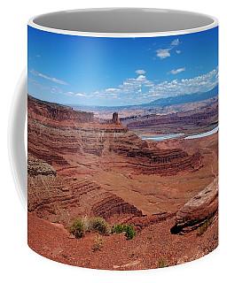 Canyonlands Coffee Mug by Dany Lison