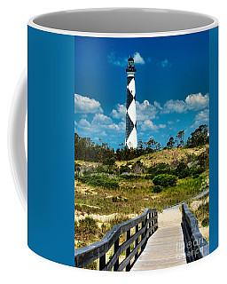 Cape Lookout Light Coffee Mug